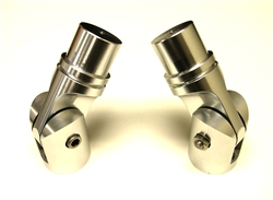 "2"" Diameter Tower Mount Fitting Kit for 1"" Schd. 40 Pipe"